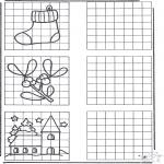 Natal - Desenhando Natal 1