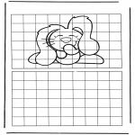Ofícios - Desenhando o cão