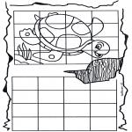 Ofícios - Desenho da tartaruga