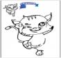 Desenho - Gato