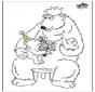 Dia dos Pais - Urso