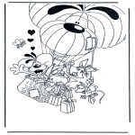 Personagens de banda desenhada - Diddl 11