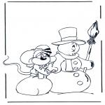 Personagens de banda desenhada - Diddl 15
