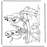 Personagens de banda desenhada - Diddl 38