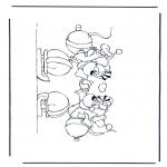 Personagens de banda desenhada - Diddl 40