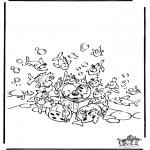 Personagens de banda desenhada - Diddl 49