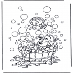 Personagens de banda desenhada - Diddl 51