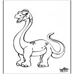 Animais - Dinossauro 10