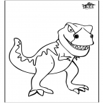 Animais - Dinossauro 11