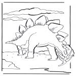 Animais - Dinossauro 6