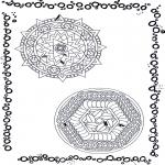Pinturas Mandala - Dois mandalas 10