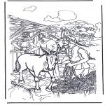 Pinturas bibel - Domingo de Páscoa