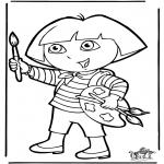 Crianças - Dora 10