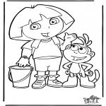 Crianças - Dora 4