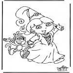 Crianças - Dora 8