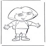 Crianças - Dora