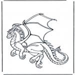Animais - Dragão 1