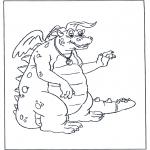 Animais - Dragão 3
