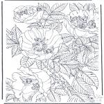 Todos os tipos de - Duende em flores