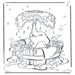 Personagens de banda desenhada - Dumbo 1