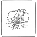 Personagens de banda desenhada - Dumbo 3
