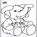 Animais - Elefante 10