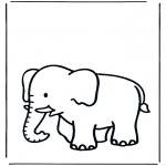 Animais - Elefante 3