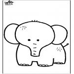 Animais - Elefante 7