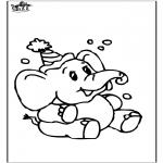Animais - Elefante 8