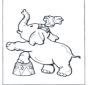 Elefante no circo