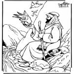 Pinturas bibel - Elia