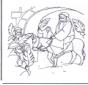 Entrada de Jesus em Jerusalém 4