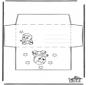 Envelope - Bebé