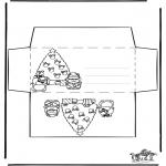 Natal - Envelope de Natal 2