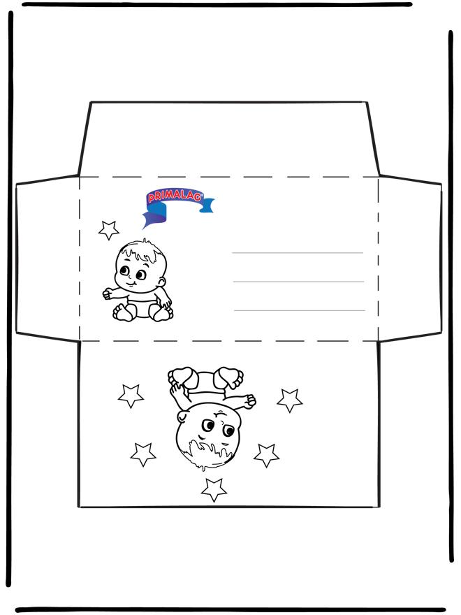 Envelope Primalac - Corta