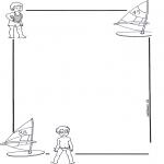 Ofícios - Escrita de crianças