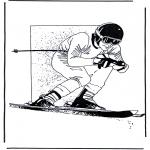 Todos os tipos de - Esquiando 1