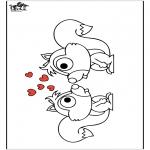 Animais - Esquilo 2