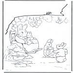 Todos os tipos de - Família coelho