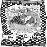 Tema - Feliz aniversário 1