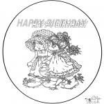 Tema - Feliz aniversário 2