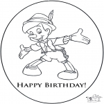 Tema - Feliz aniversário 3