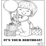 Tema - Feliz aniversário 4