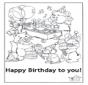 Feliz aniversário 6