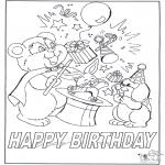 Tema - Feliz aniversário 7