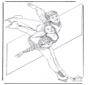 Figura a fazer skate 6