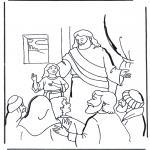 Pinturas bibel - Filha do oficial 2