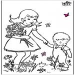 Todos os tipos de - Flores da primavera 2