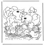 Tema - Galinha com ovos