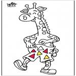 Animais - Girafa 5